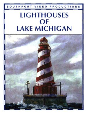 cover image of Lighthouses of Lake Michigan