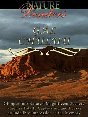 cover image of Nature Wonders: Gal Chuluu, Mongolia