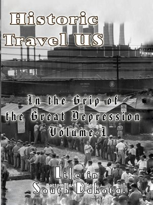 cover image of In the Grip of the Great Depression