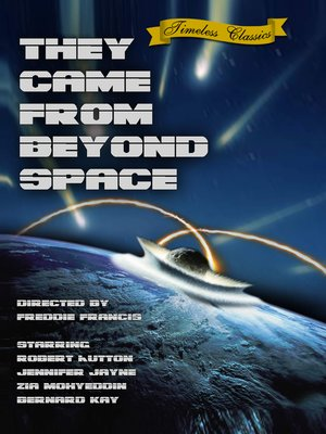 cover image of They Came From Beyond Space