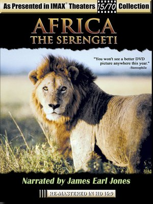 cover image of Africa the Serengeti