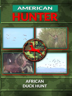 cover image of American Hunter, African Duck Hunt