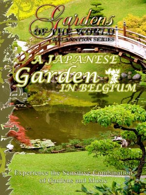 cover image of A Japanese Garden in Belgium