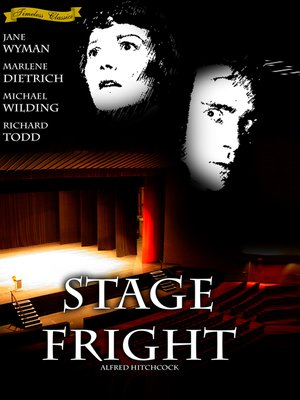 cover image of Stage Fright