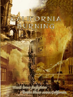 cover image of California Burning