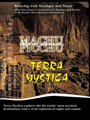 cover image of Machu Picchu Peru