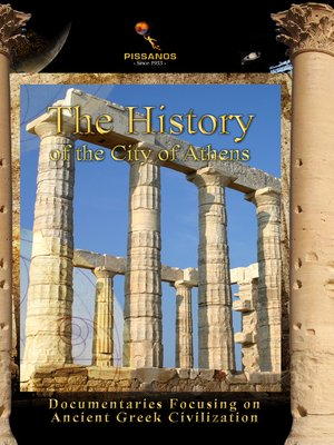 cover image of The History of the City of Athens