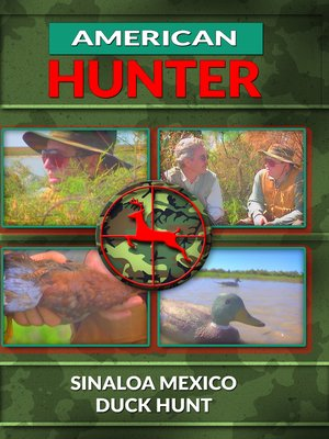 cover image of American Hunter, Sinaloa Mexico Duck Hunt