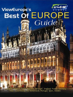 cover image of Best of Europe Guide