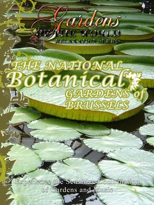 cover image of The National Botanical Garden of Brussels