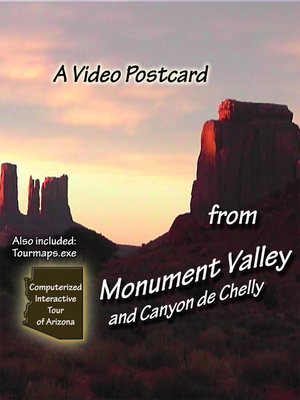 cover image of A Video Postcard from Monument Valley and Canyon de Chelly