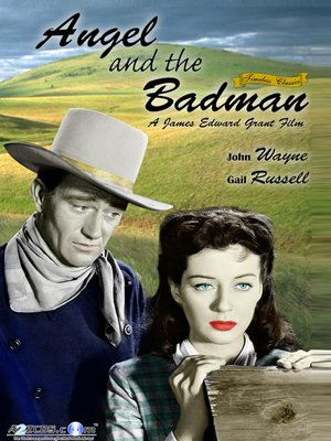 cover image of Angel and the Badman