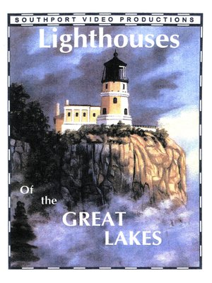 cover image of Lighthouses of the Great Lakes