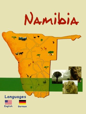 cover image of Namibia: Land of Contrast