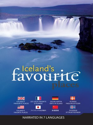 cover image of Iceland's Favourite Places