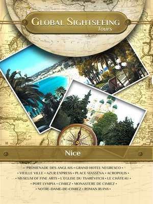 cover image of Global Sightseeing Tours, Nice