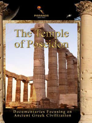 cover image of The Temple of Poseidon