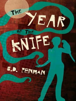 cover image of The Year of the Knife