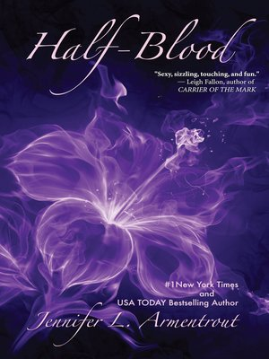 cover image of Half-Blood