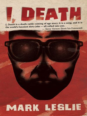 cover image of I, Death