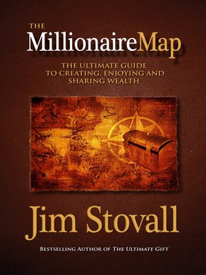 cover image of The Millionaire Map