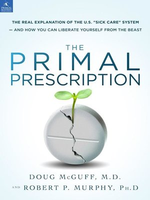 cover image of Primal Prescription