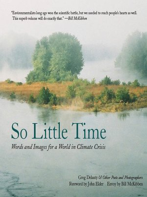 cover image of So Little Time