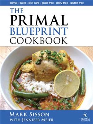 cover image of The Primal Blueprint Cookbook