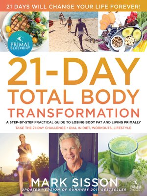cover image of The Primal Blueprint 21-Day Total Body Transformation