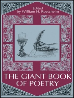 cover image of The Giant Book of Poetry eBook