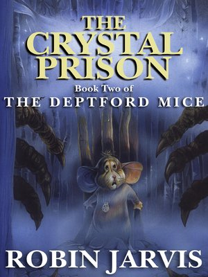 cover image of The Crystal Prison