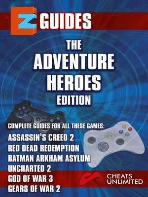 cover image of EZ Guides The Adventure Heroes Collection