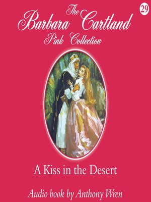 cover image of A Kiss in the Desert