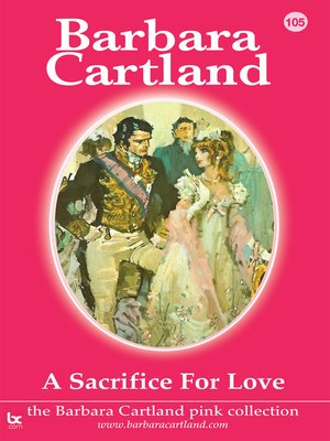 cover image of 105. a Sacrifice for Love