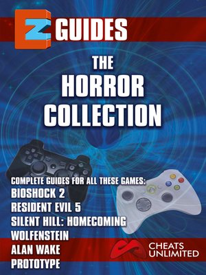 cover image of EZ Guides: The Horror Collection