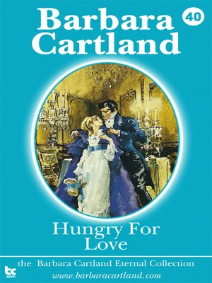 cover image of 40 Hungry for Love