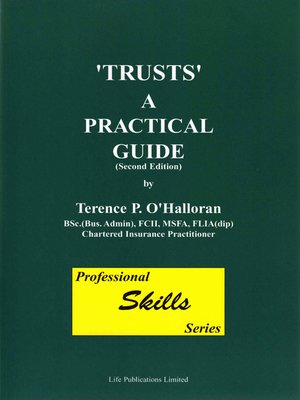 cover image of Trusts