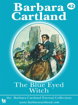 cover image of 42 the Blue Eyed Witch