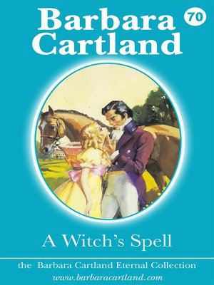 cover image of 70 a Witch's Spell