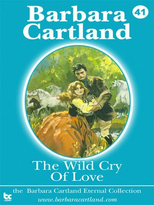 cover image of 41 the Wild Cry of Love