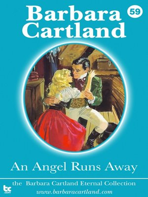 cover image of 59 an Angel Runs Away