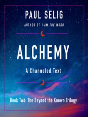 cover image of Alchemy: A Channeled Text