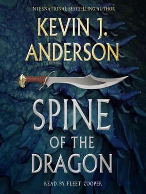 cover image of Spine of the Dragon