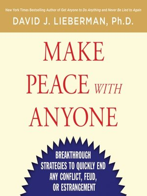cover image of Make Peace With Anyone