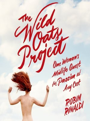 cover image of The Wild Oats Project