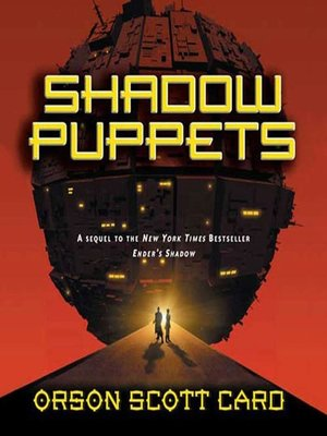 cover image of Shadow Puppets