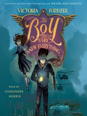 cover image of The Boy Who Knew Everything