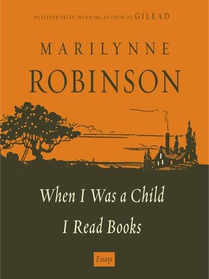 cover image of When I Was a Child I Read Books
