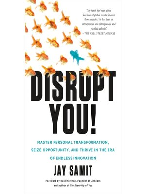 cover image of Disrupt You!