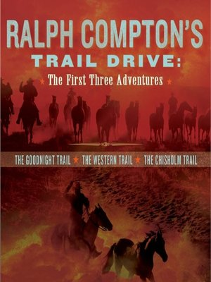 cover image of Ralph Compton's Trail Drive